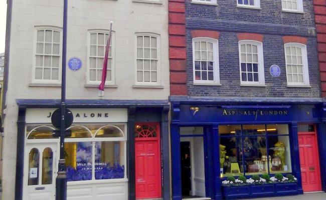 Handel Hendrix In London Museum 25 Brook Street