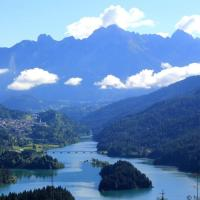 Wandering with Titian in Pieve di Cadore, Italy