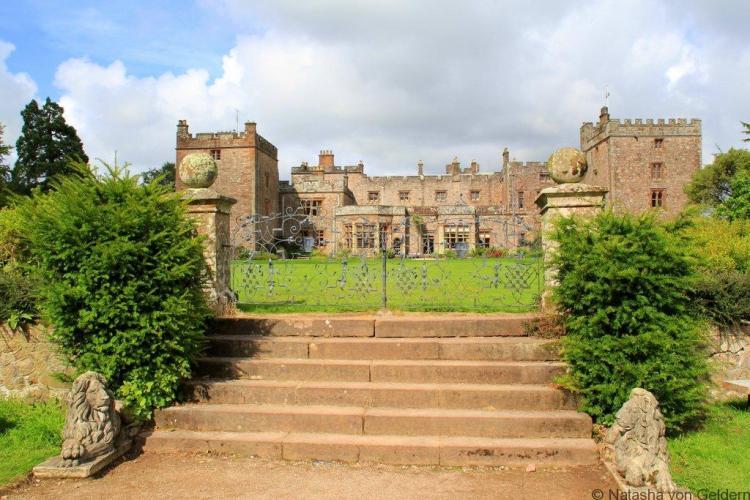 Muncaster Castle Lake District