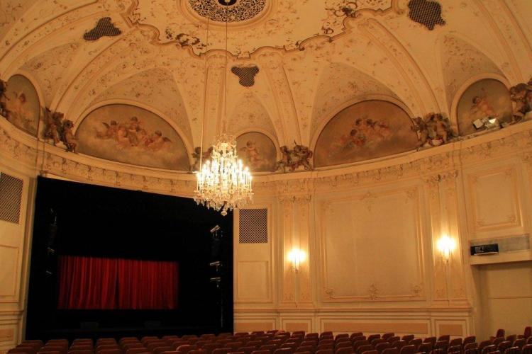 Salzburg Marionette Theatre in Austria
