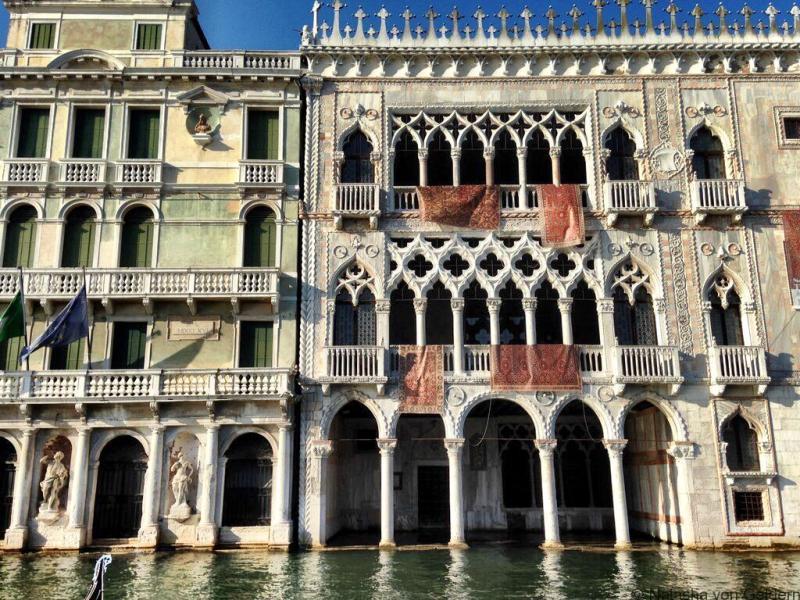 Venetian Palazzo Italy