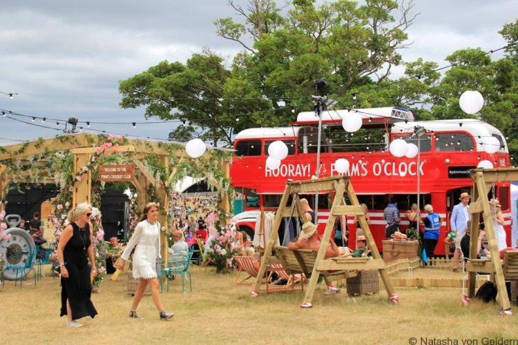 Latitude Festival Suffolk England