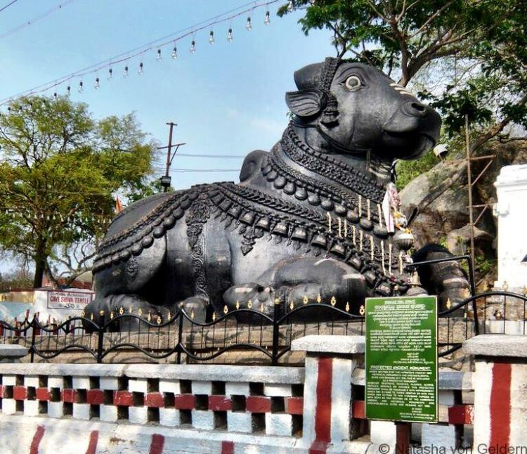 Nandi Bull Temple Bangalore India