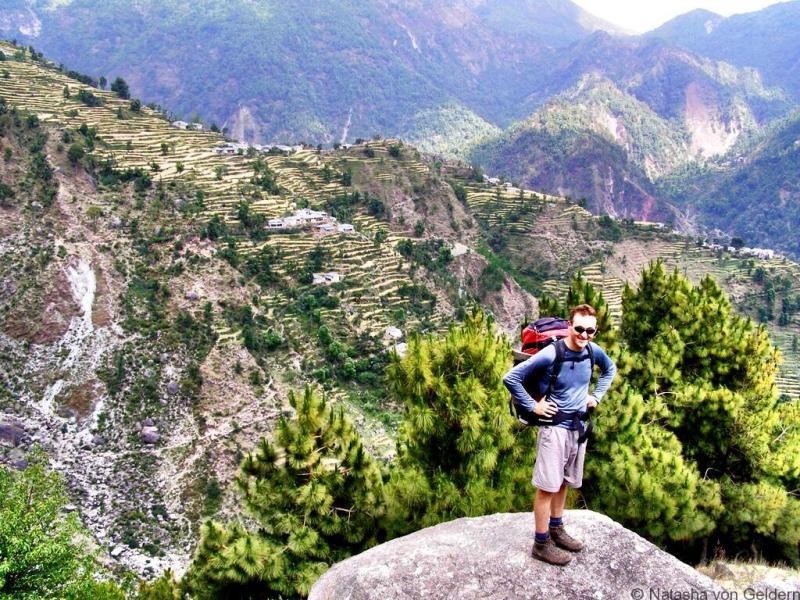 Kareri Lake trek from McLeod Ganj India