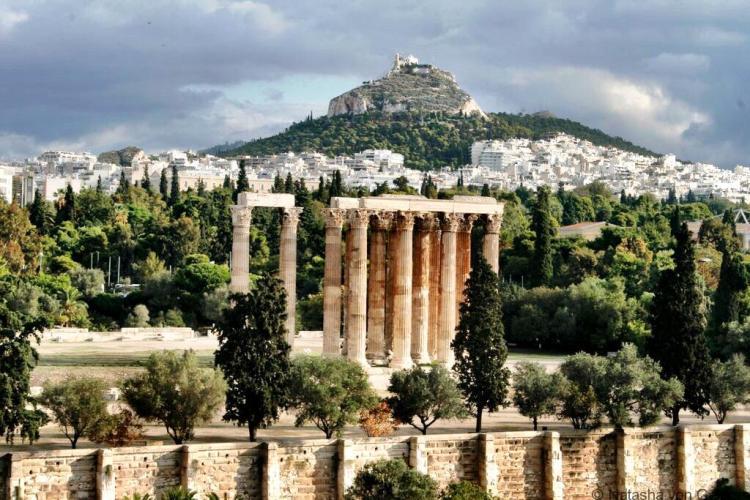 Beautiful Athens Greece