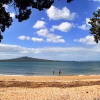 New Zealand: A day trip to Rangitoto Island, Auckland