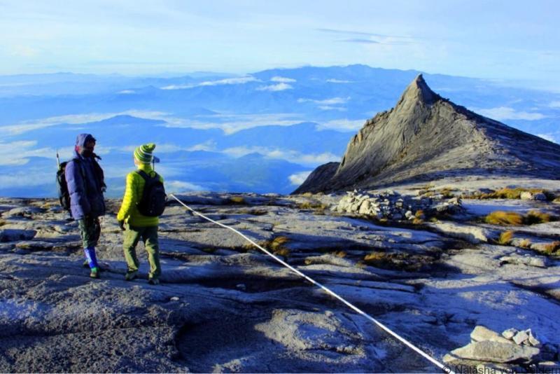 CLimbing Mt Kinabalu in Malaysian Borneo