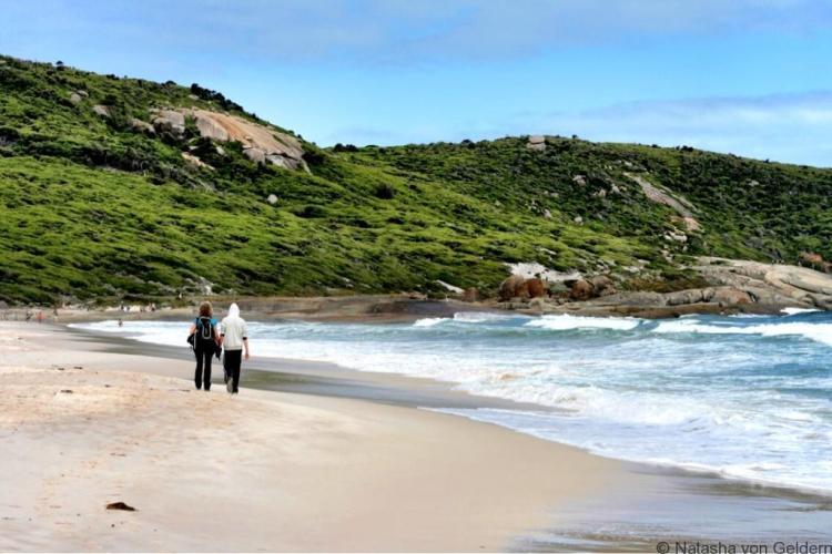 Squeaky Beach Wilsons Promontory Victoria Australia