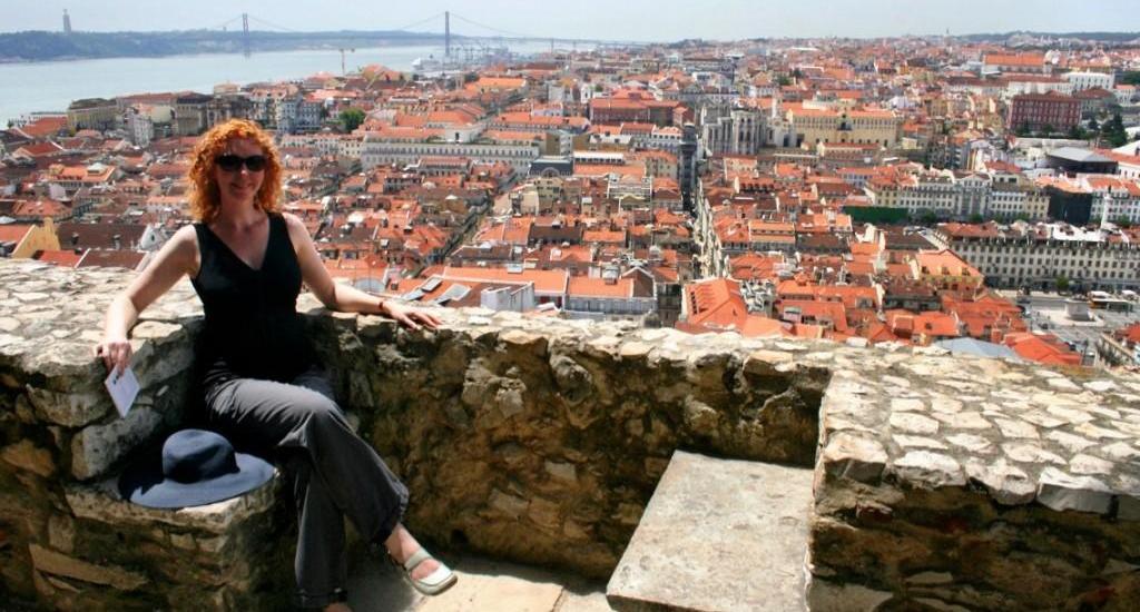 Wandering Kiwi in Lisbon Portugal