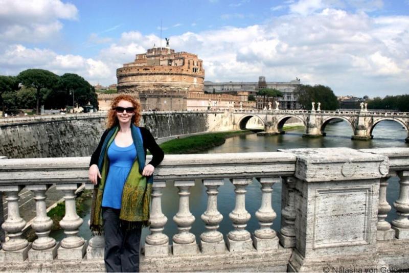 Wandering Kiwi in Rome Italy