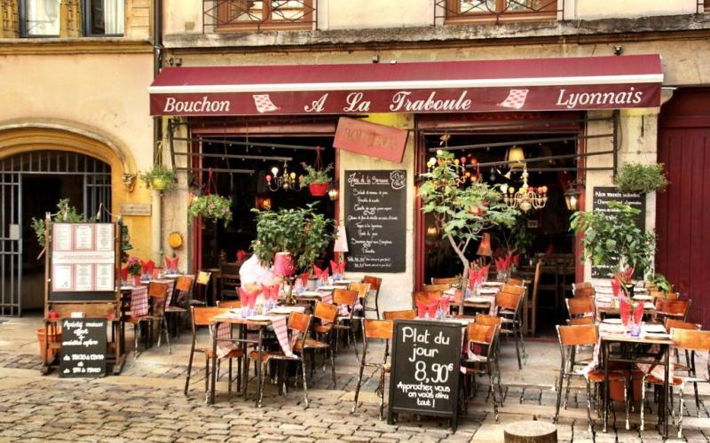 Lyon restaurants France