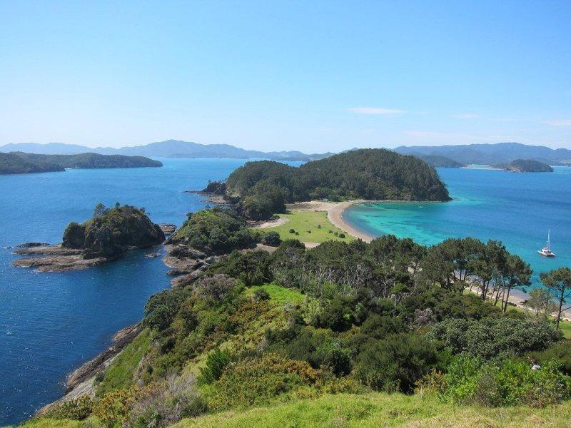 Bay of Islands New Zealand