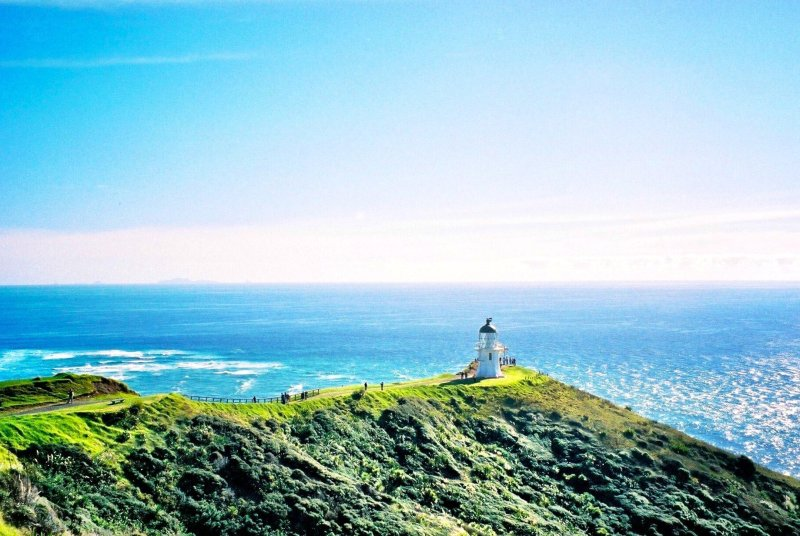 Cape Reinga Northland New Zealand