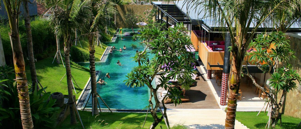 Where to stay in Seminyak Bali