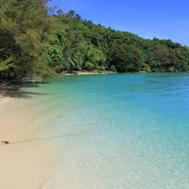 Pulau Sapi, Sabah, Malaysian Borneo