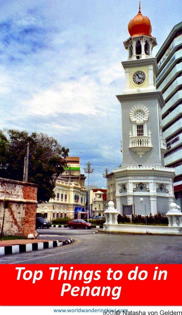 Top things to do in Penang Malaysia