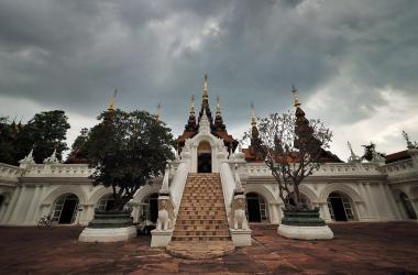 Dhara Devi Chiang Mai holidays Thailand
