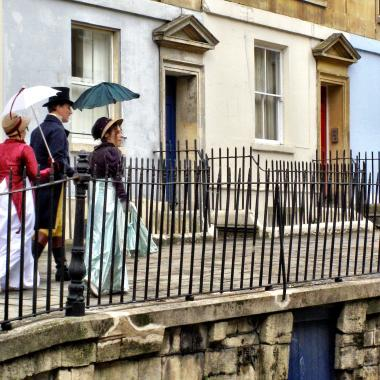 Jane-Austen-Festival-in-Bath-England
