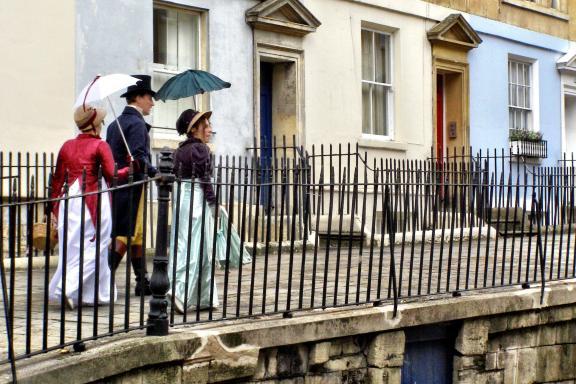 Jane-Austen-Festival-in-Bath-England