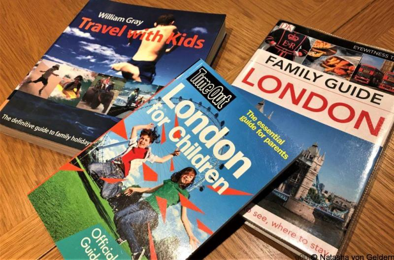 travel books kids