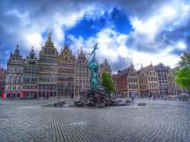 Enjoy Beautiful Places In Antwerp - World Wanderista
