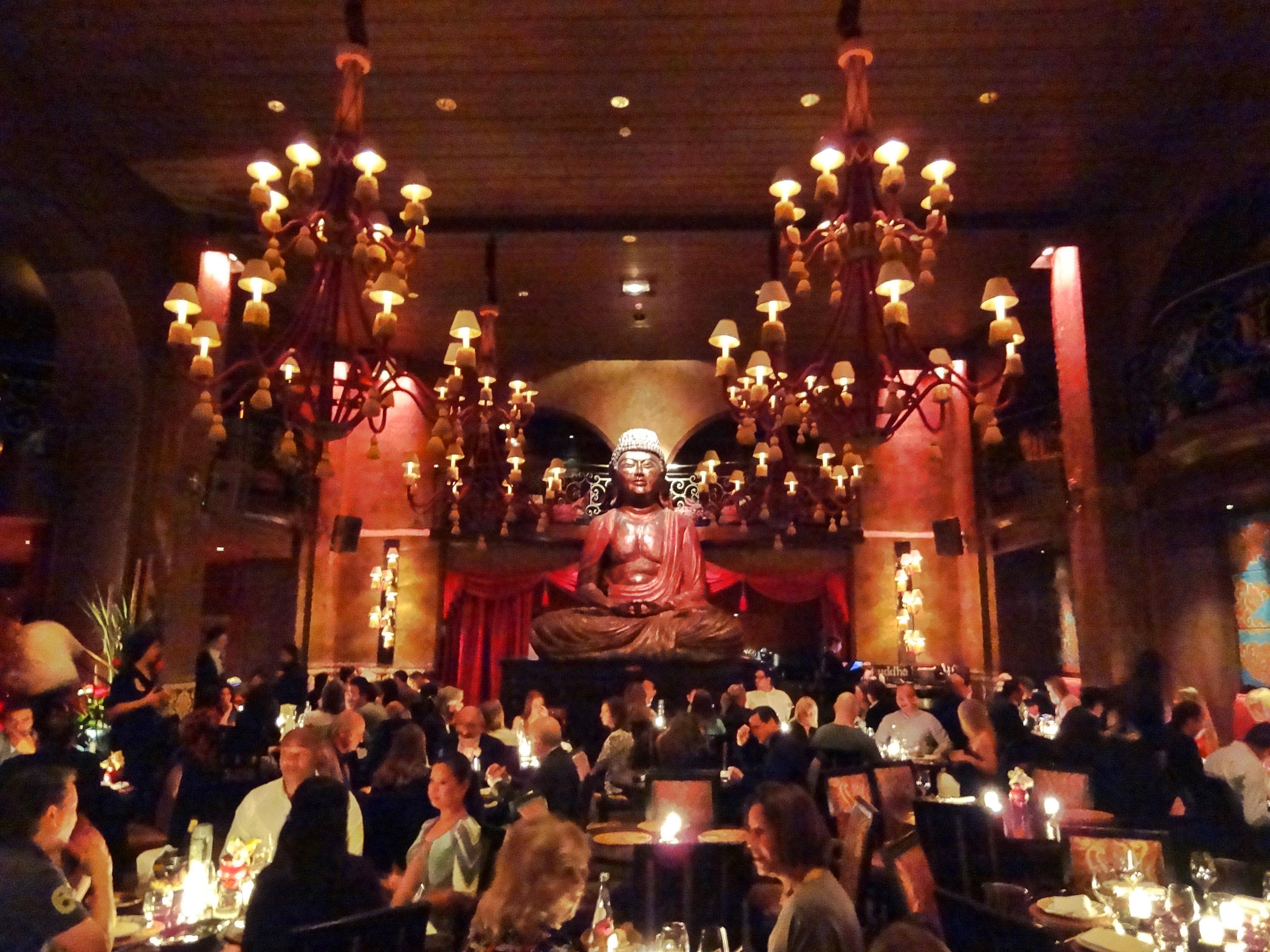 Buddha Bar Hotel Paris Restaurant