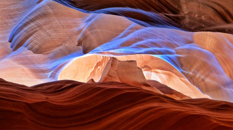 Antelope Canyon USA road trip