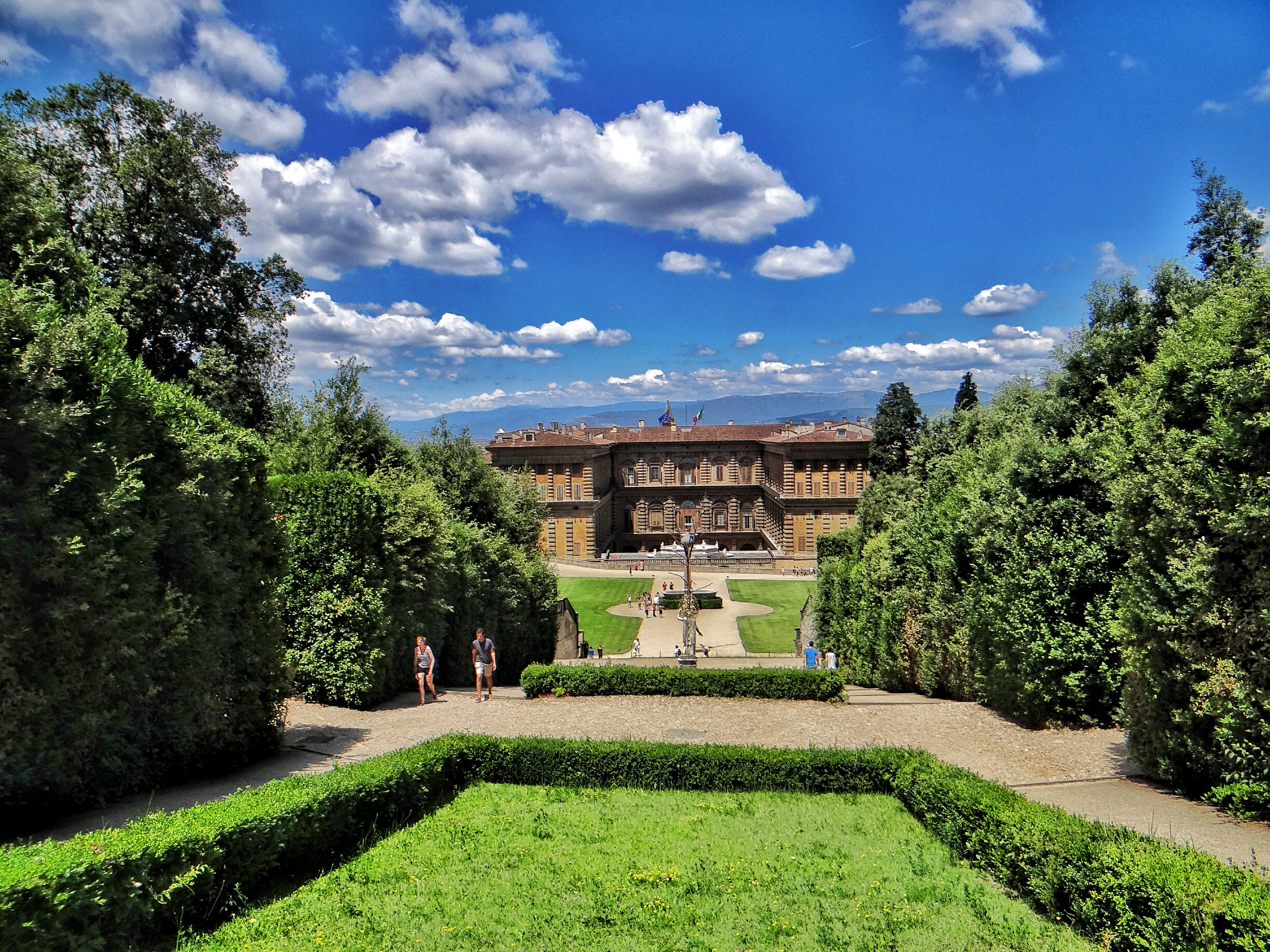 Boboli garden escape the crowds at firenze world wanderista - Giardino di boboli firenze ...