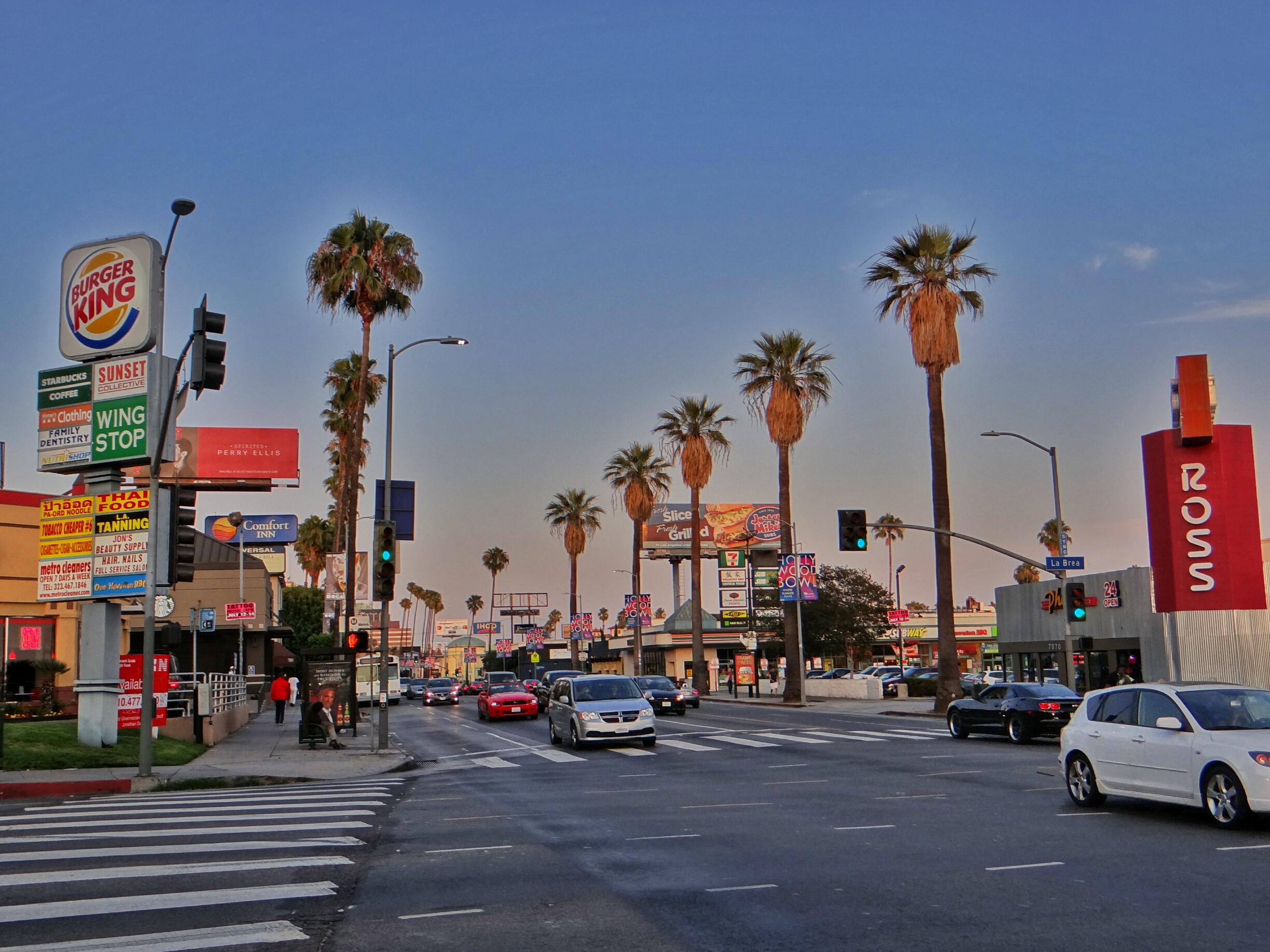 Los angeles worst place i ever visited world wanderista for Is la a city
