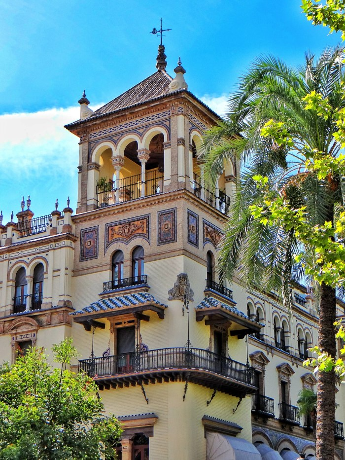 One day in sevilla one of the most beautiful cities in - Hotel alfonso xii sevilla ...