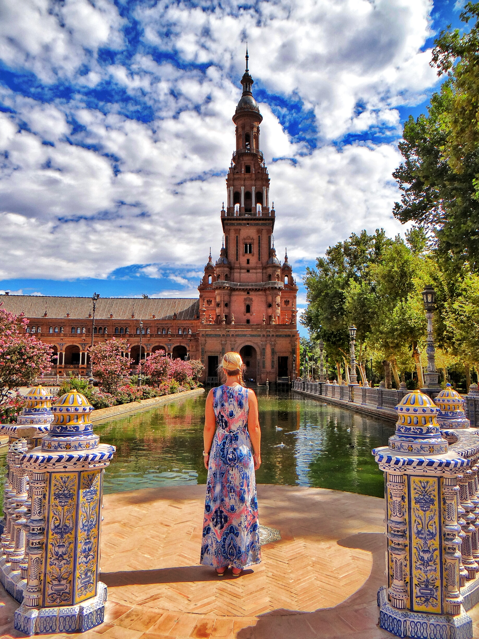 One day in Sevilla: one of the most beautiful cities in ...