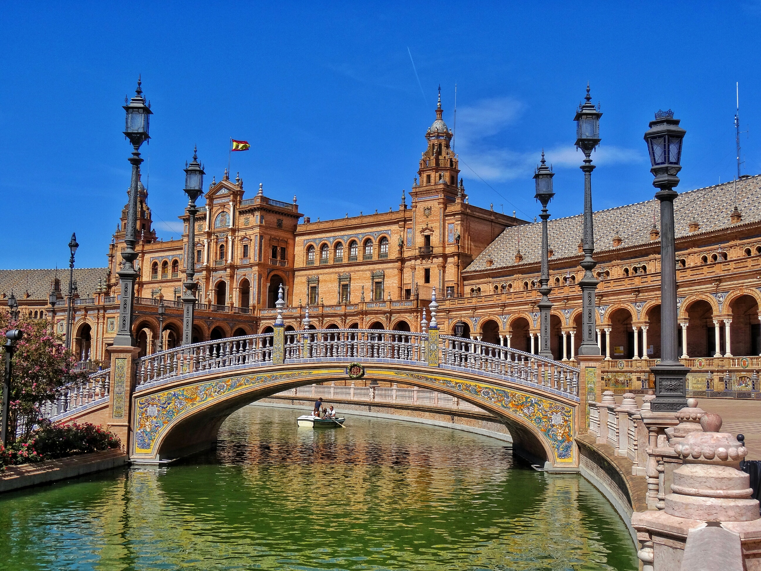 Most Gorgeous One Day In Sevilla One Of The Most Beautiful Cities In