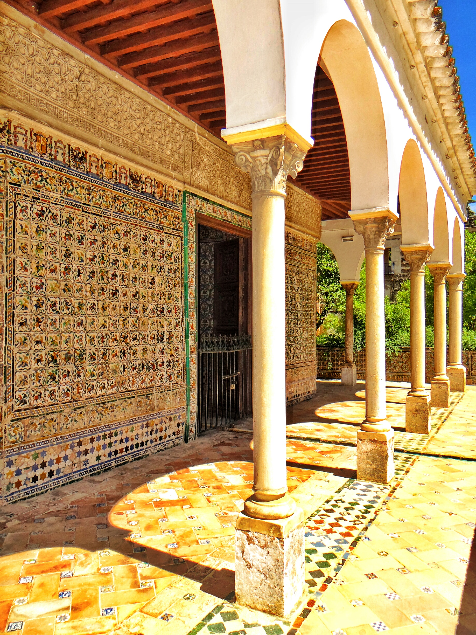 Discover Mudejar Architecture At The Real Alcazar World