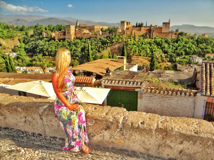 Granada Mirador de San Nicolas