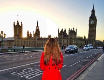 London Westminster Bridge Big Ben