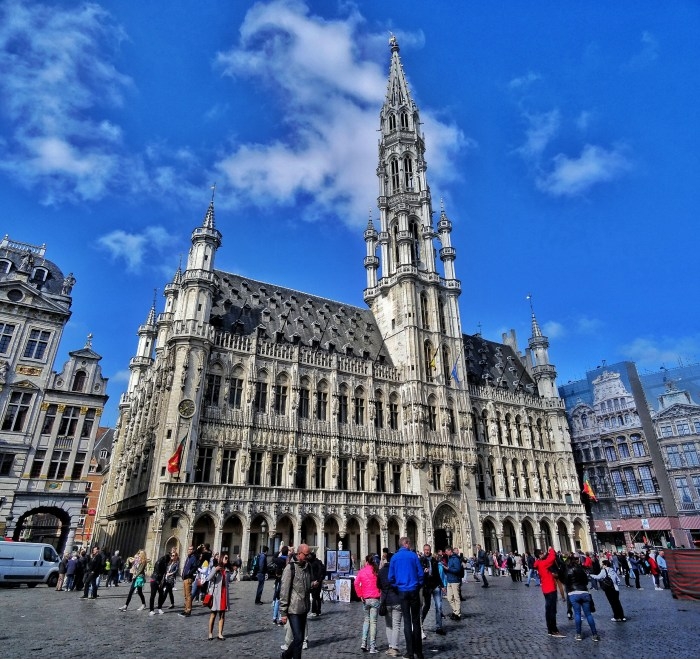 Grand Place Grote Markt Brussels