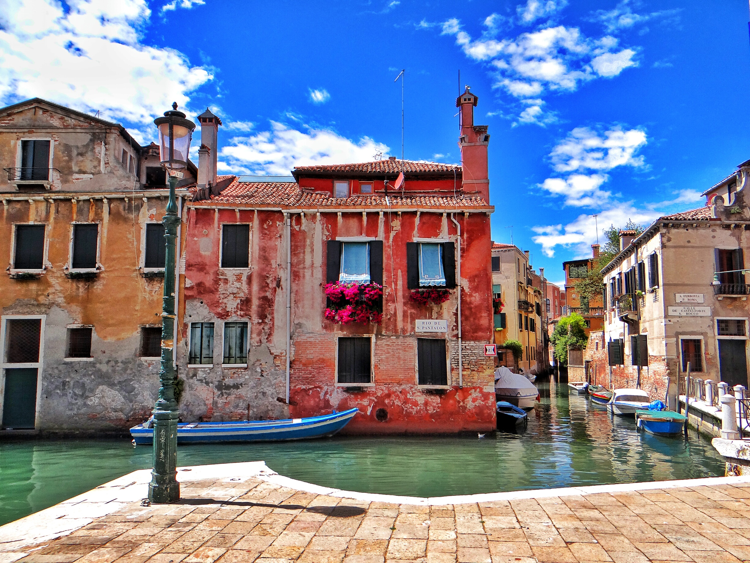 One day in Venice: places you must see | Walking map ...