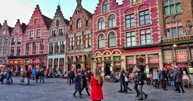 Christmas Bruges