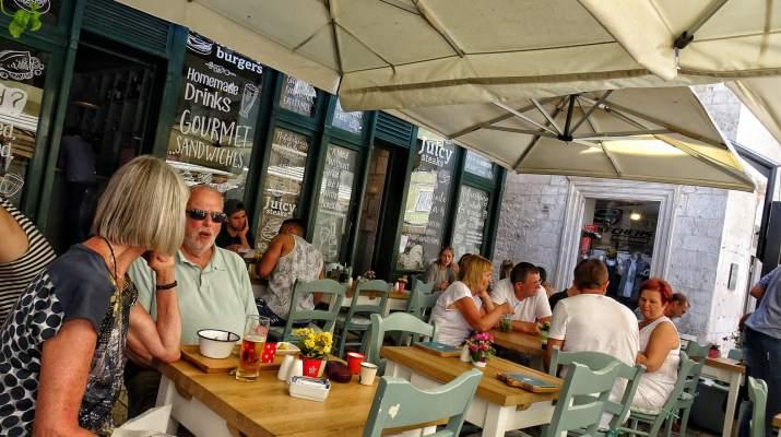 Bepa restaurant Split Croatia