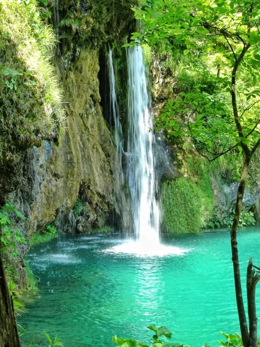 Plitvice Lakes Upper Lakes