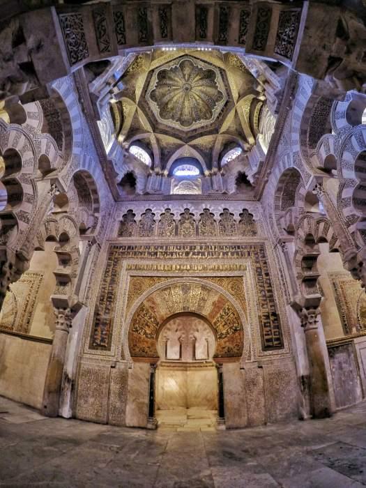 One day in Cordoba Mezquita