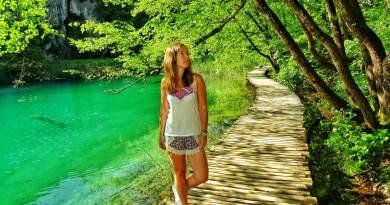 Plitvice Lakes NP Croatia