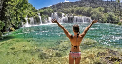 tips Krka Croatia