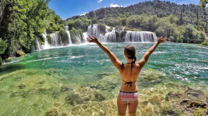 tips Krka Croatia