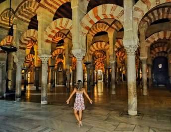 Mezquita Cordoba Andalusia Spain
