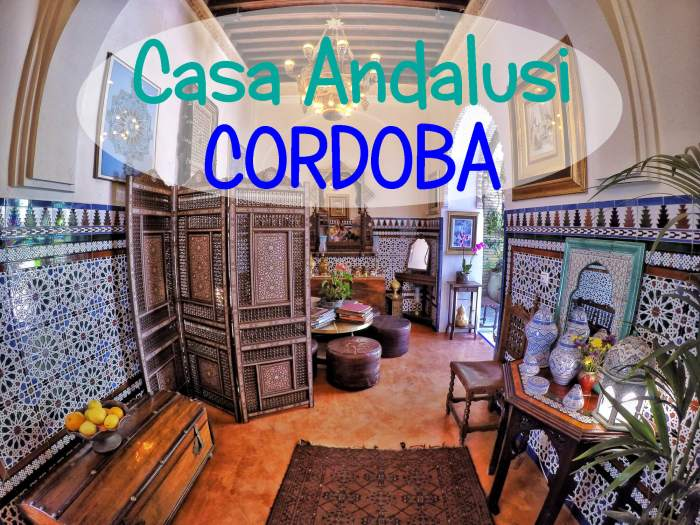 Casa andalusi Cordoba Pinterest