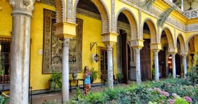 Sevilla Casa de las Duenas