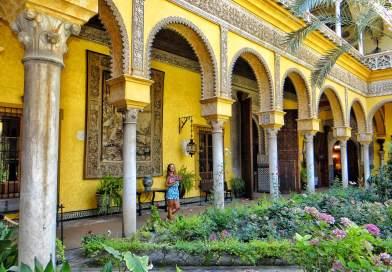 VIDEO: Sevilla Vlog 3: Real Alcazar & Casa de las Duenas