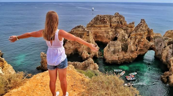 Algarve Portugal Ponta da Piedade