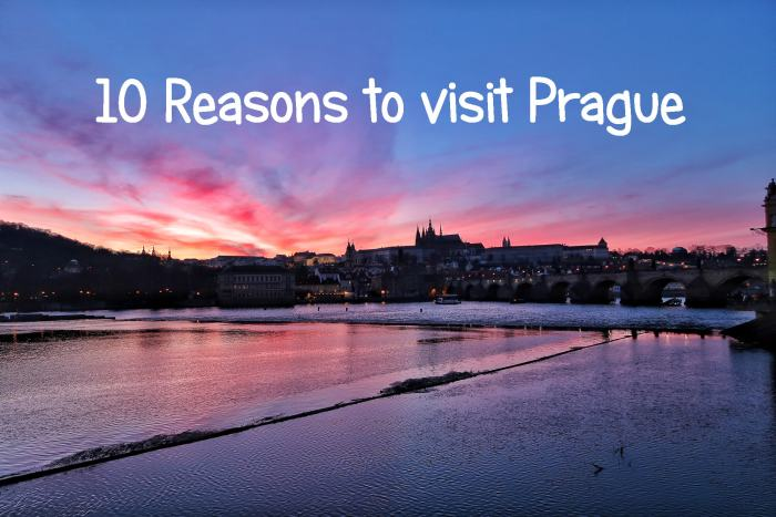 Reasons to visit Prague